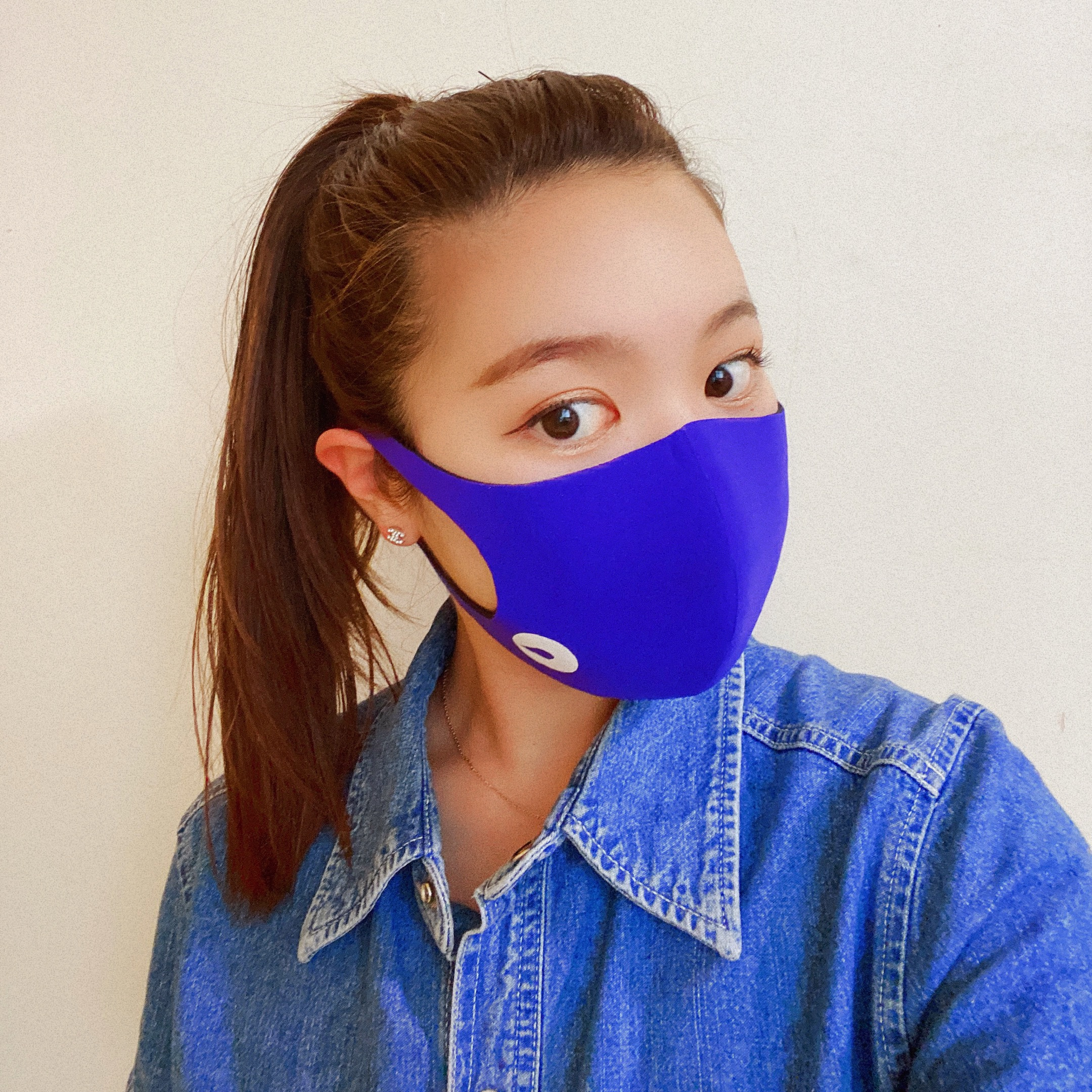 ウェットスーツ屋さんのフェイスマスク
