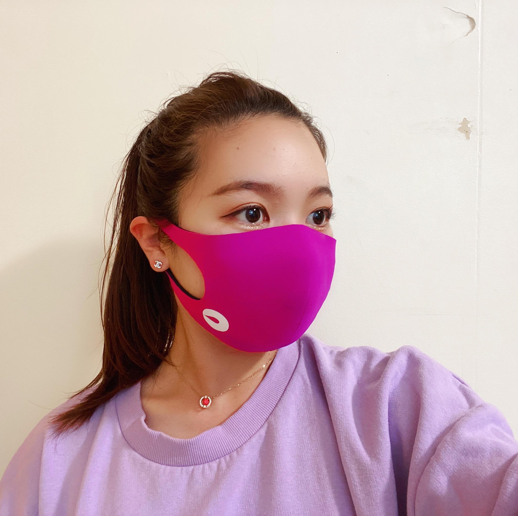 ウェットフェイスマスク