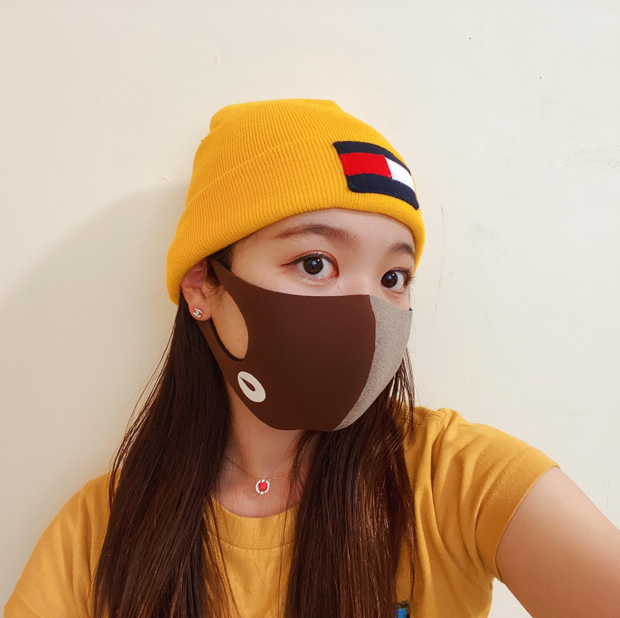 ウェットスーツフェイスマスク